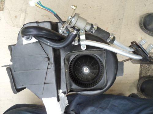 """На фото радиатор от ВАЗ-2109.  BAW Fenix.  Дело идет к зиме.   """"Родная """" печка греет, но как-то не очень."""
