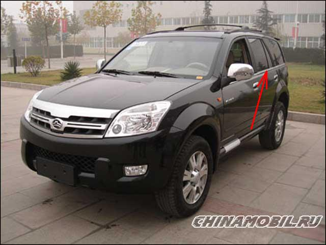 17.05.2012. Great Wall Hover H6 - …