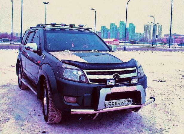 Китайские автомобили - Форумы - Просмотр темы - Тюнинг Hover'а
