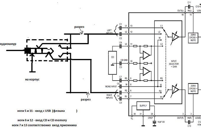 Byd f3 схема магнитолы