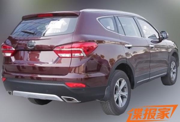Старт продаж Lifan X80 состоится в июле