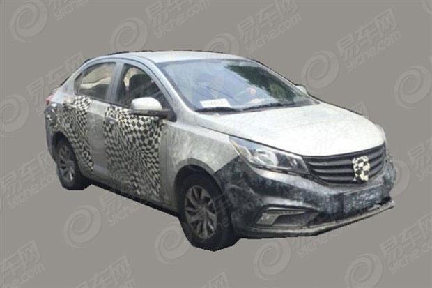 Модель Baojin 310 появится ивкузове седан