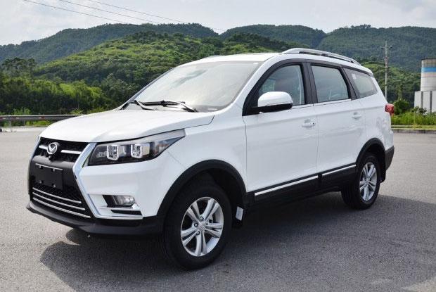 В КНР стартовали продажи BAIC Huansu S3L