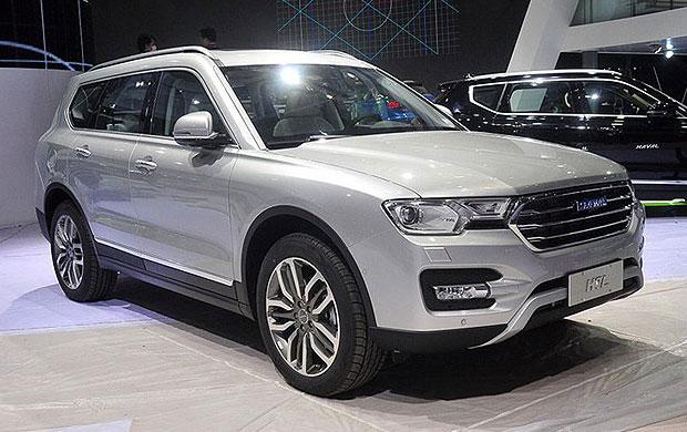 В России появится китайский кроссовер-лимузин Haval