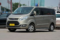 Фото Ford Tourneo