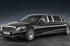 Фото Mercedes-Benz Maybach S-Class