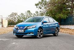 Фото Nissan Sylphy Pure Electric