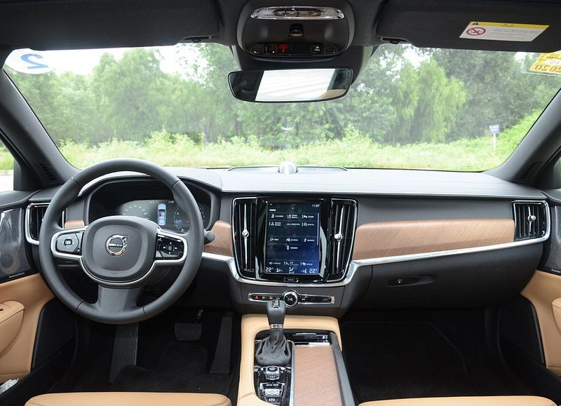Volvo S90 Interior >> Volvo S90 Interior Photos Of