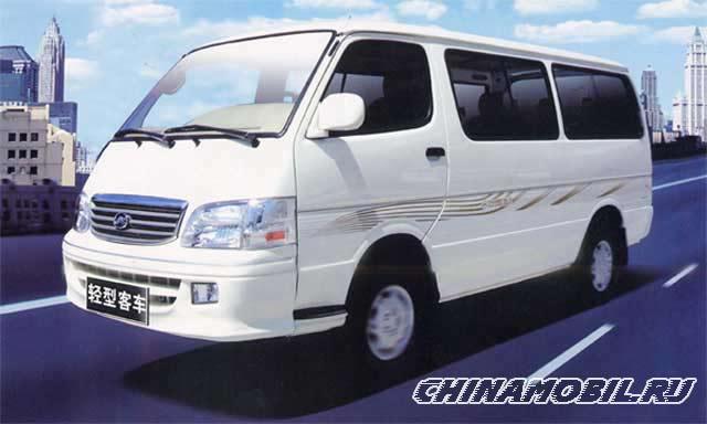 13 фото BAW Hiace Minibus.