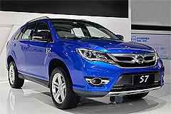 ���� BYD S7