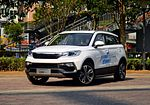 Changfeng Leopaard CS9 EV: Фото 3