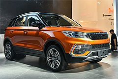 Фото Changfeng Leopaard CS9