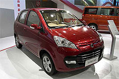 Фото DongFeng K3