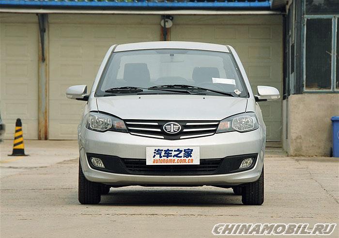 FAW V5 photos - Chinese cars