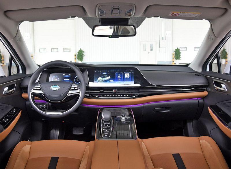 Mg Auto Sales >> GAC Aion S - Interior photos of.