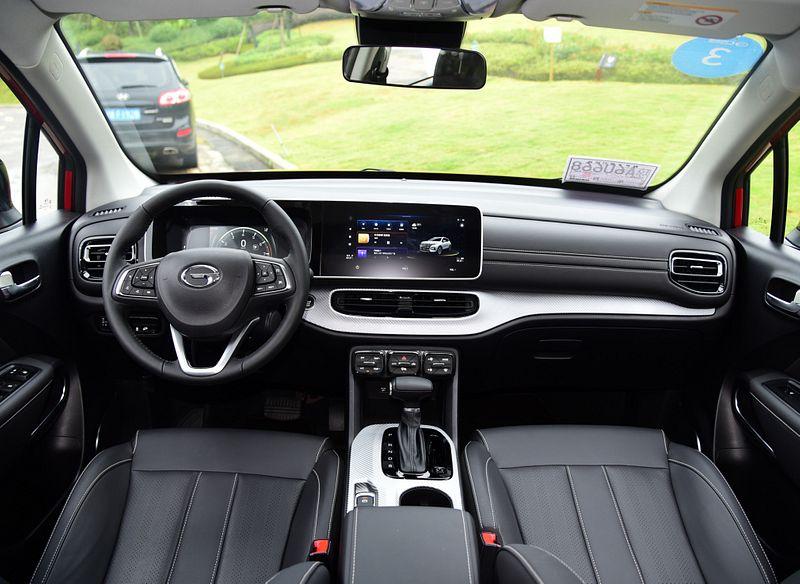 Gs Auto Sales >> GAC Trumpchi GS3 - Interior photos of.