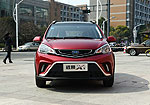 Geely Vision X1: Фото 3