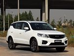 Geely Vision X6: Фото 1