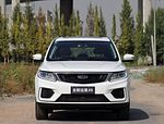 Geely Vision X6: Фото 2