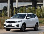 Geely Vision X6: Фото 3