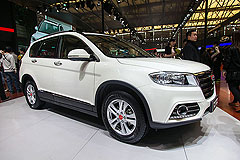 """®в® Great Wall Haval H6 Sport"