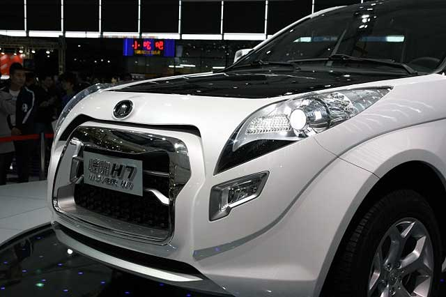 Great Wall Hover H7 concept:…