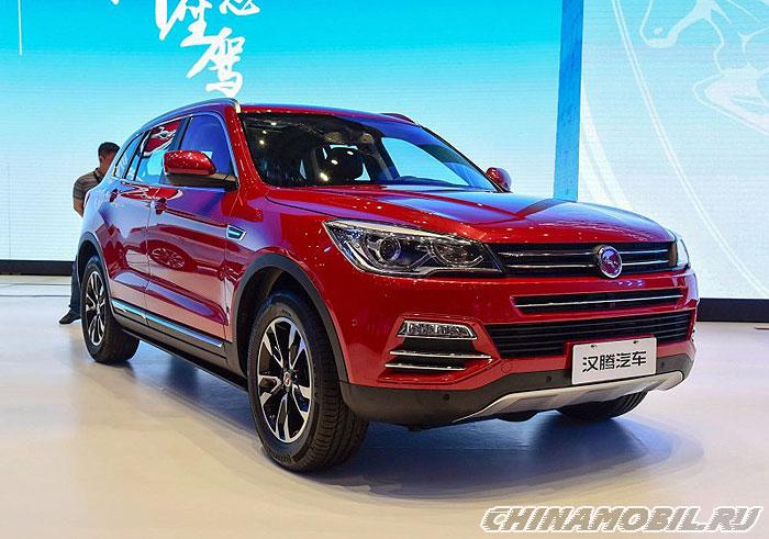 hanteng auto x7 suv 10 000 20 000 world automobile china auto blog netease sina. Black Bedroom Furniture Sets. Home Design Ideas