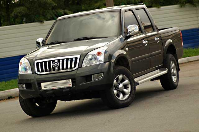 HuangHai Antelope – автомобиль от китайского производителя HuangHai, который предстал перед публикой в 2006 году и реализуется по сей день.