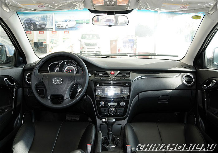 Mg Auto Sales >> JAC J5 Heyue - Interior photos of.