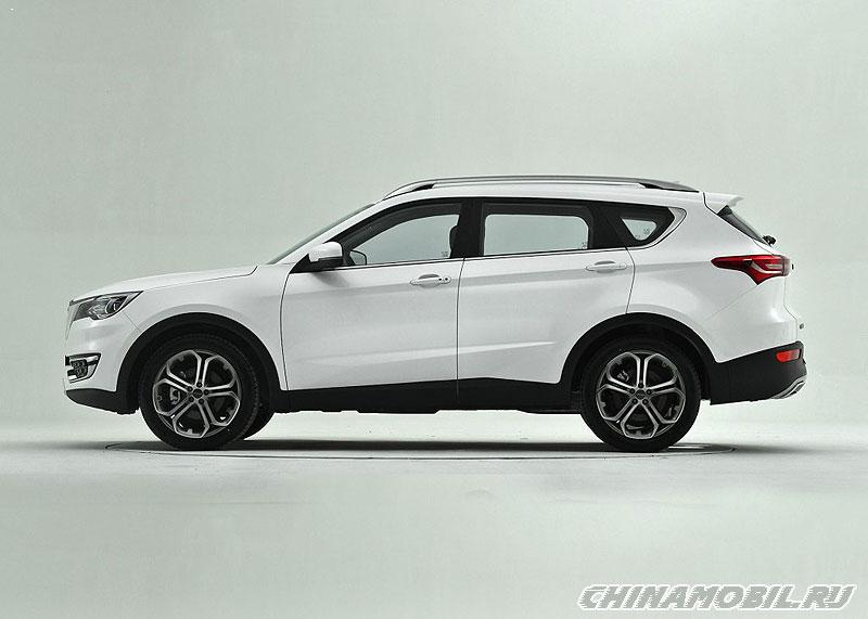 Mg Auto Sales >> Jetour X70 Photo