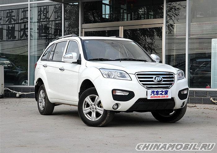 Lifan X60 photos - Chinese cars