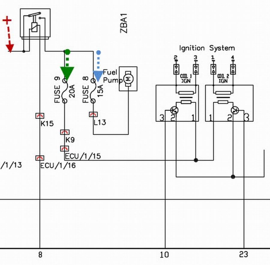 Топливная система лачетти схема фото 255